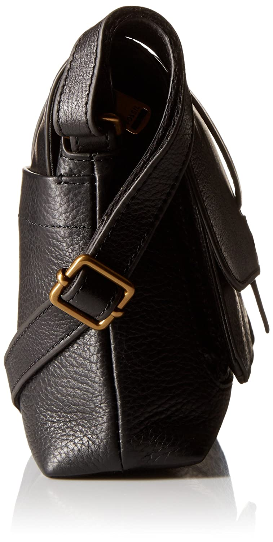 Fossil Kinley Small Crossbody Bag Black Handbags Brown