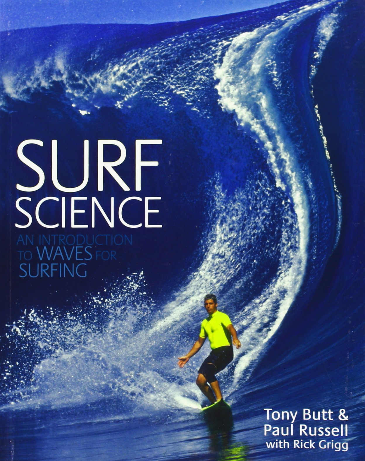 amazon surf science an introduction to waves for surfing tony