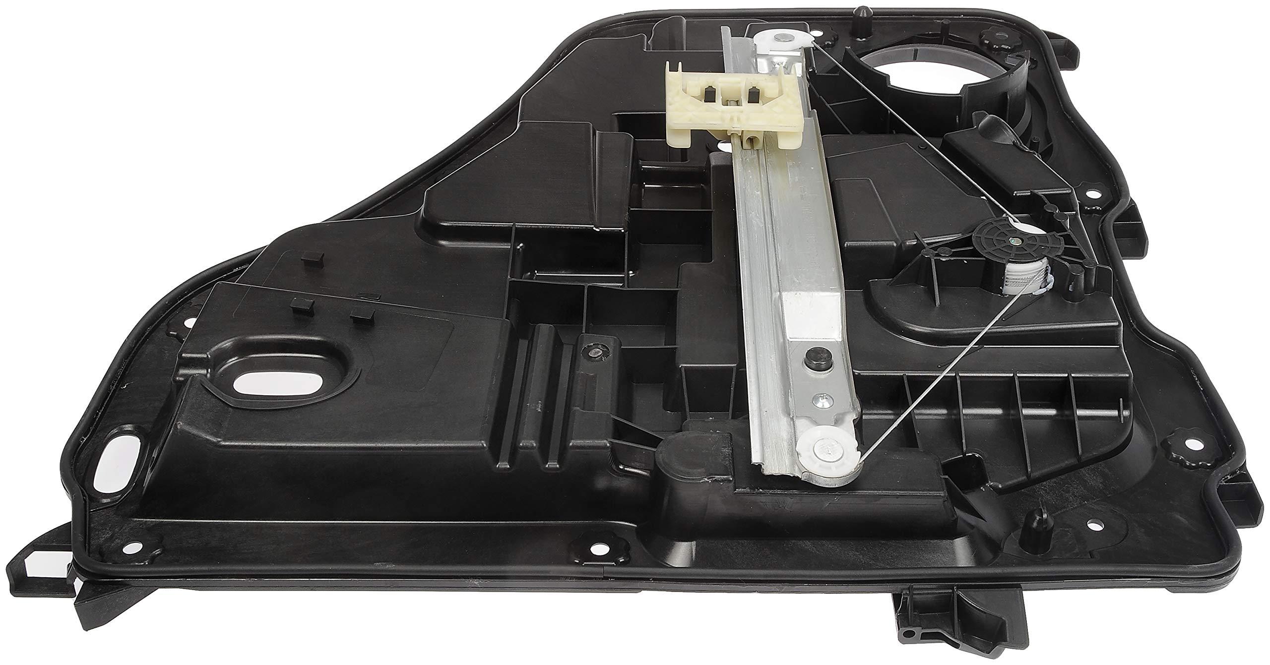 Dorman 751-272 Rear Driver Side Power Window Regulator and Motor Assembly for Select Dodge Models by Dorman