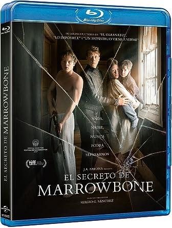 Marrowbone 2017 1080p BluRay x264 DTS 5 1 - Hon3y