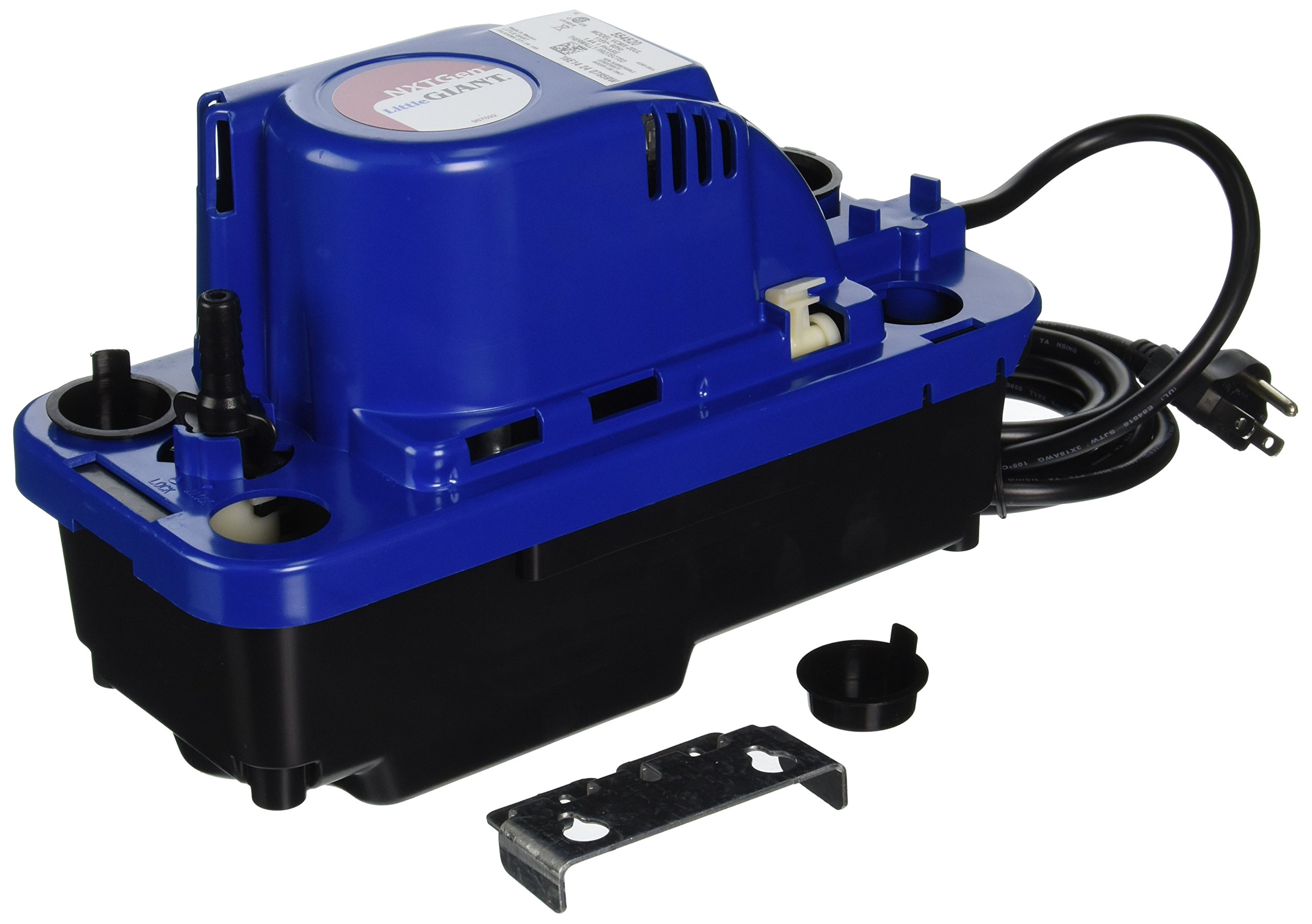 Little Giant VCMX-20UL1/30 HP Automatic Condensate Removal Pump, 6' Power Cord (554520) by LITTLE GIANT (Image #1)