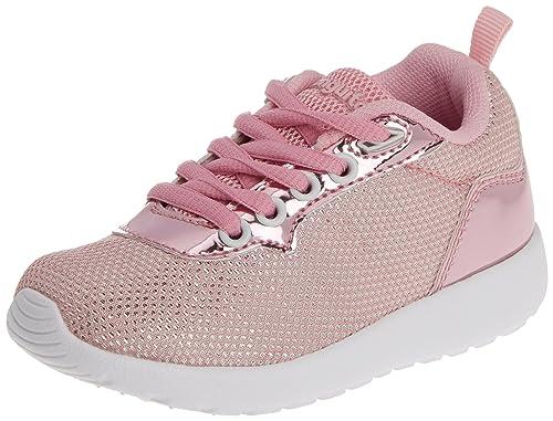 Sneakers rosa per bambina Conguitos n7Fpq