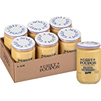 6-Pack Grey Poupon Dijon Mustard 24.0 oz Jar