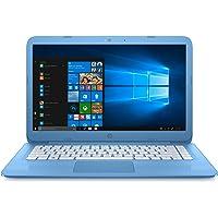 """HP Stream Laptop PC - 14"""" HD, Intel Celeron N3060, 4 GB RAM, 32 GB eMMC, Office 365 Personal for one year - 14-ax010nr"""
