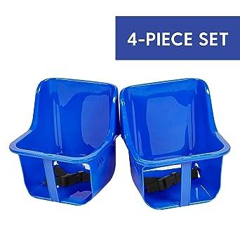 Kit de repuesto de mesa para niños interactivos, 2 asientos de ...