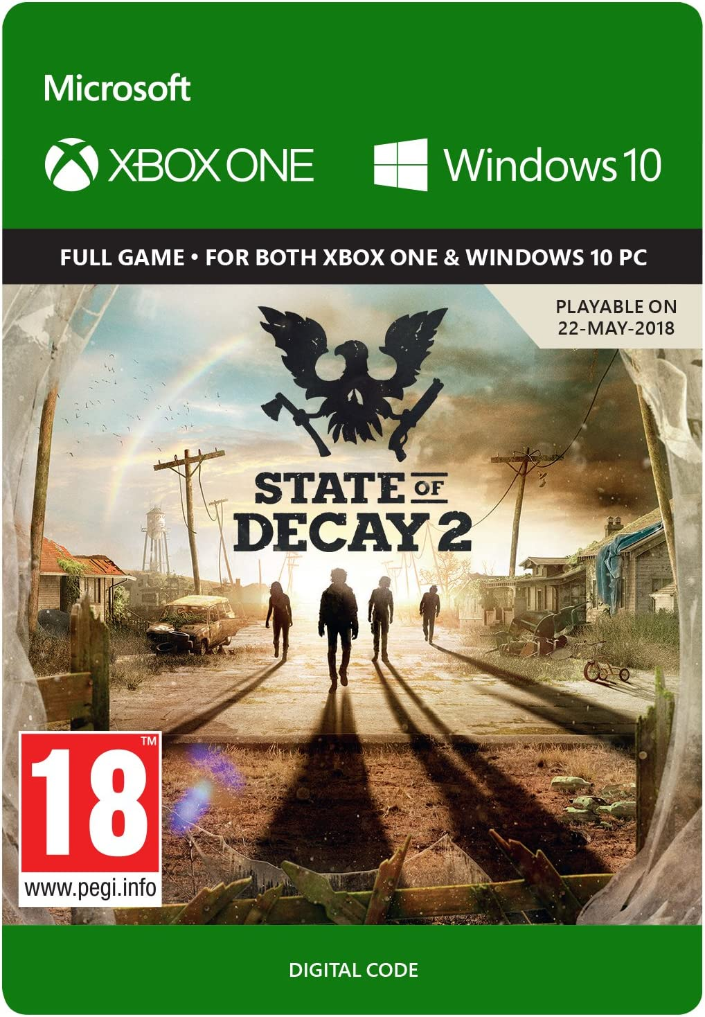 State of Decay 2 [Xbox One - Download Code]: Amazon co uk