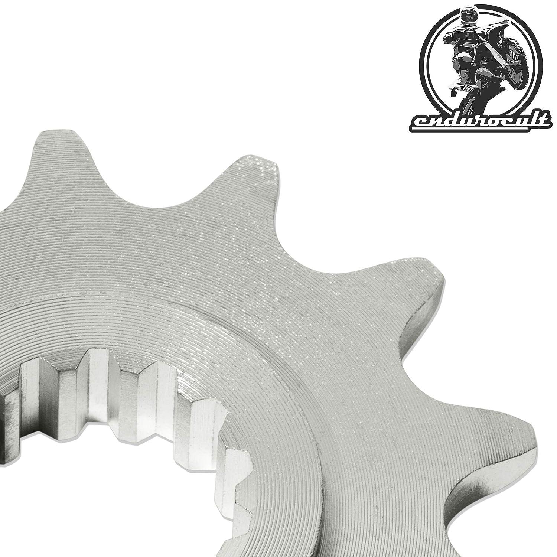endurocult Pignone a 13 denti compatibile con gas EC 200//250//300//400//450//515
