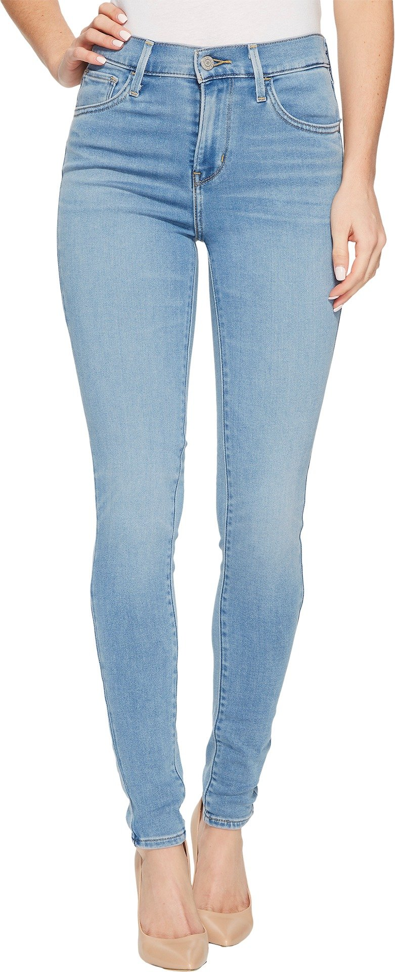 Levi's Women's Wedgie Skinny Jeans, Wedgie from The Block, 27 (US 4)