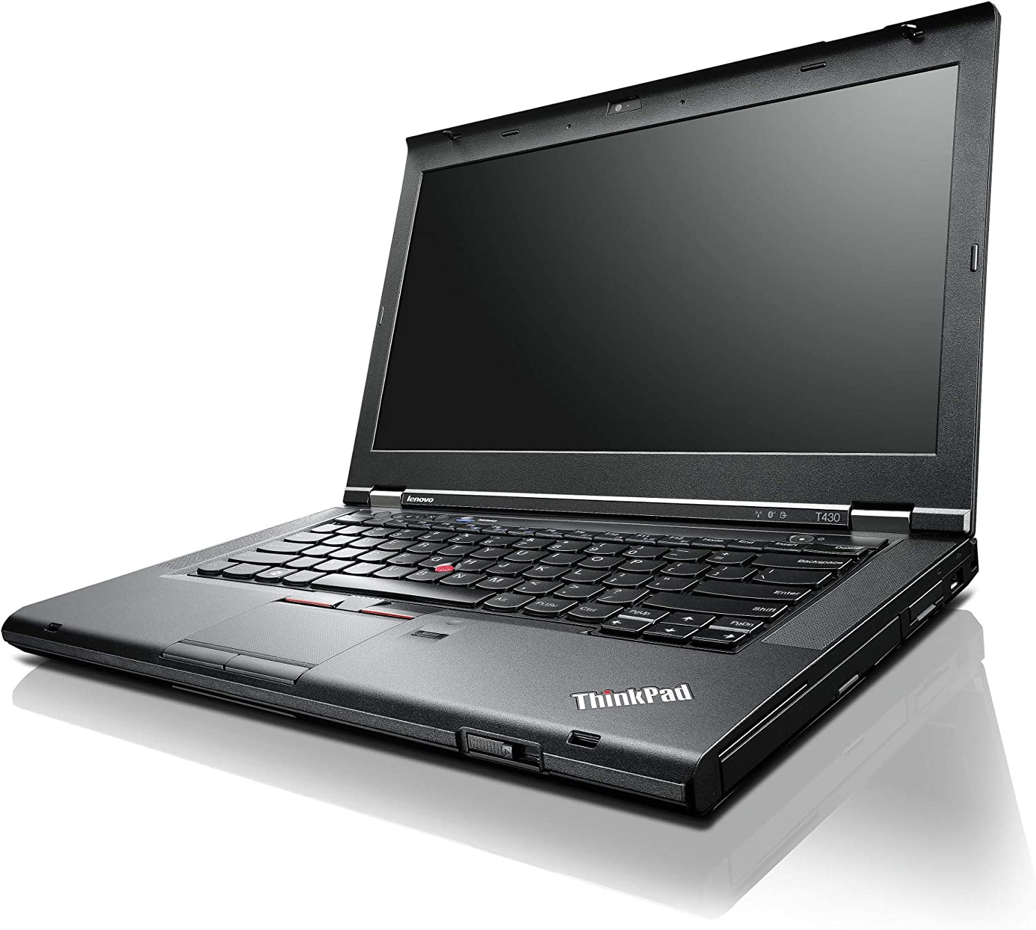 Lenovo Thinkpad T430 Built Business Laptop Computer (Intel Dual Core i5 Up to 3.3 Ghz Processor, 8GB Memory, 320GB HDD, Webcam, DVD, Windows 10 Professional) (Renewed)