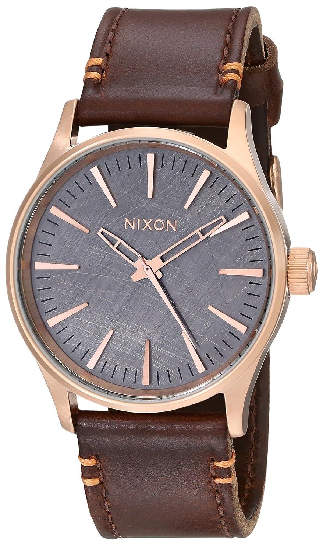 TALLA One Size. Nixon Reloj con Movimiento Cuarzo japonés Man A3772001 38.0 mm