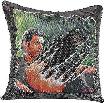 Amazon.com: Merrycolor - Funda de almohada con lentejuelas ...