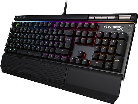 Kingston Keyboard USB HYPERX Elite RGB Cherry-MX-Brown