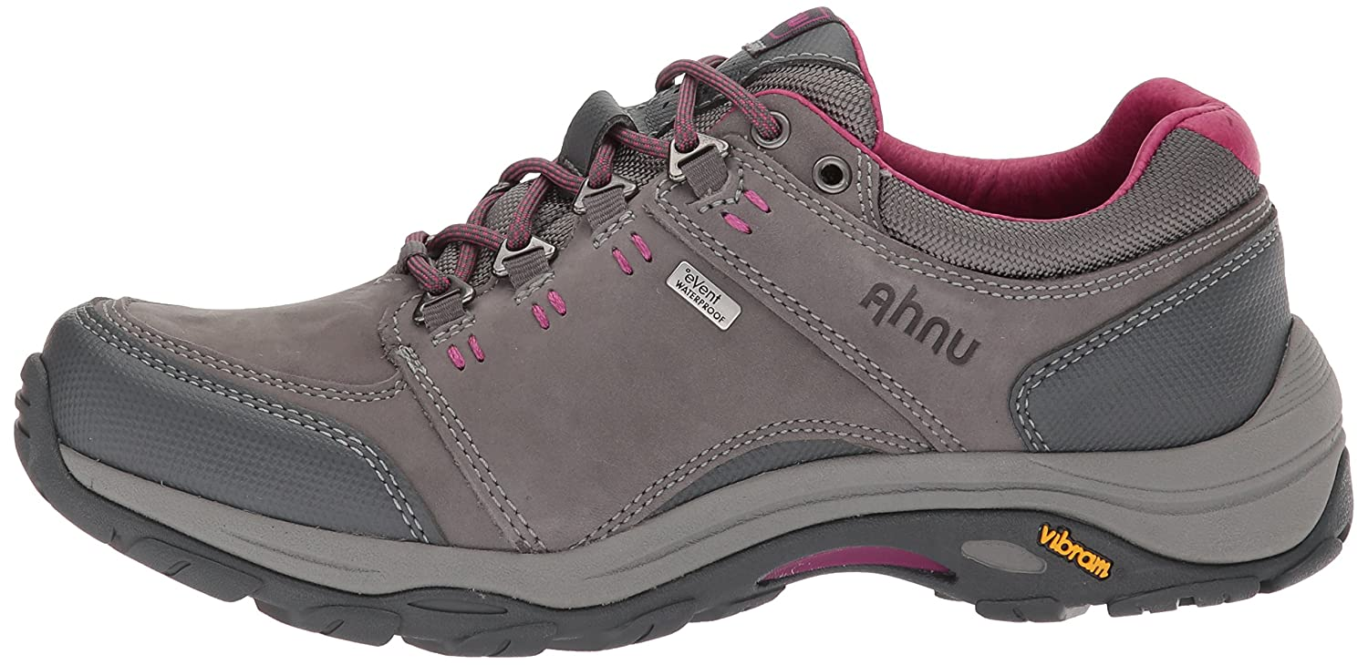 Ahnu Women's W Montara III Event Hiking Boot B071G3F3XV 6 B(M) US|Charcoal