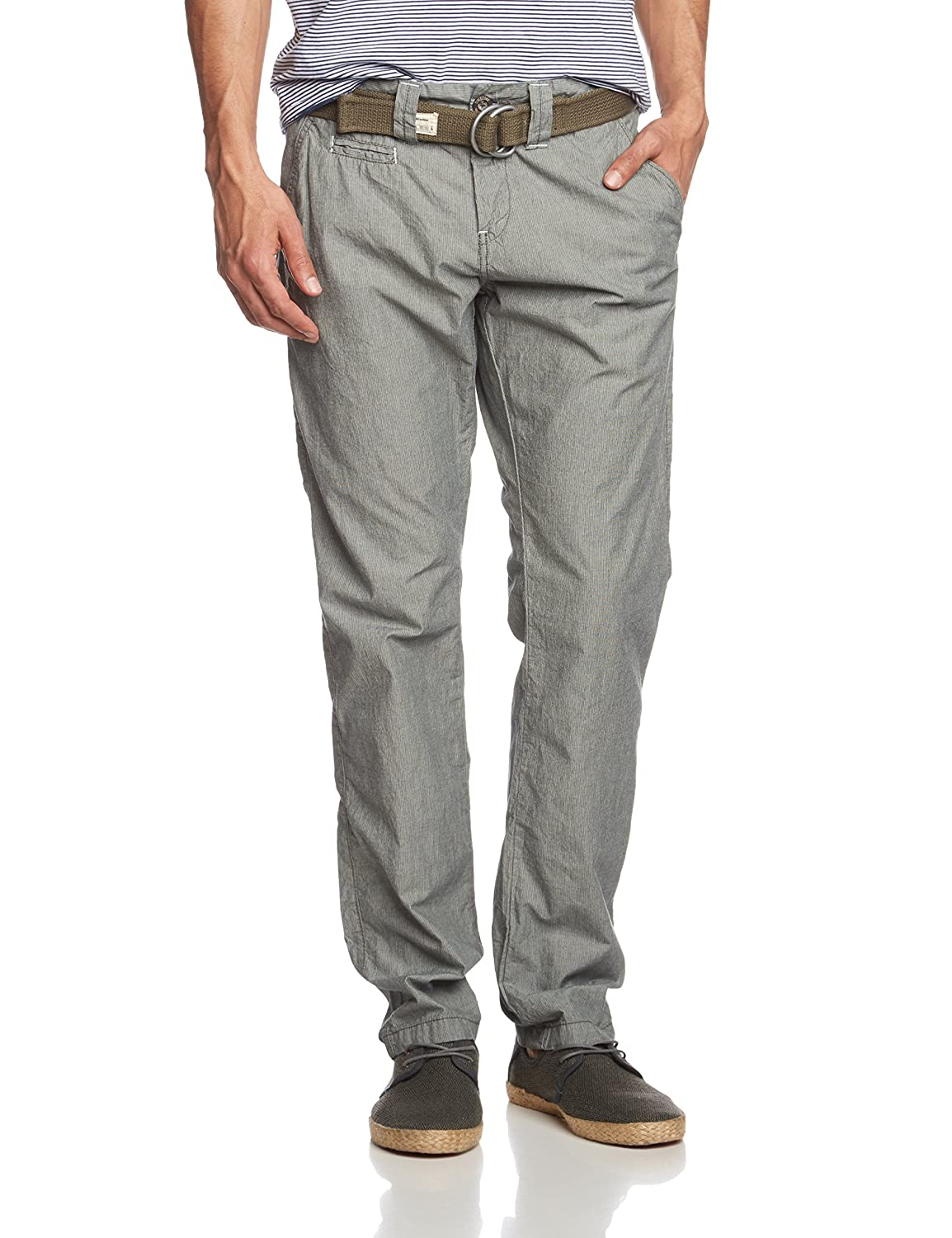 Mens Curtistz Chino Pants Incl. Belt Trousers Timezone Low Shipping For Sale How Much Cheap Online Extremely Sale Online Sale Deals Clearance Websites SwZVtLV1f