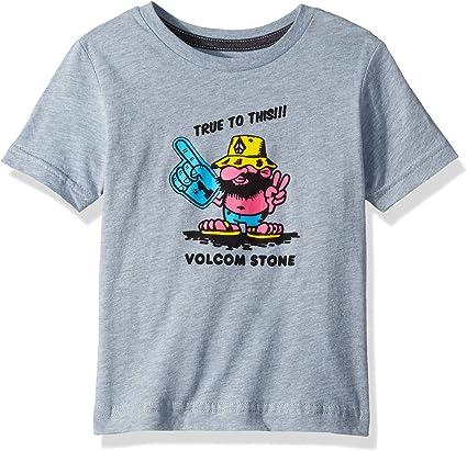 Volcom Big Boys Hot Shark Basic Fit Short Sleeve Tee