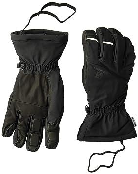 bc119efd7 Salomon Guantes ligeros, pro peller dry, negro, hombre, talla: M:  Amazon.es: Deportes y aire libre