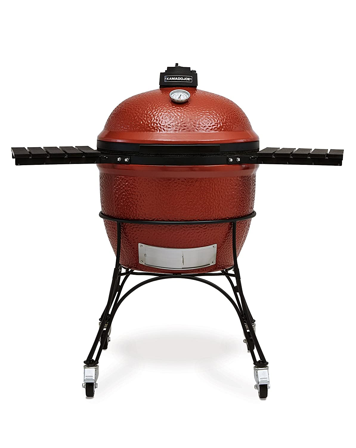 Amazon kamado joe bj24rh big joe grill red garden outdoor dailygadgetfo Image collections