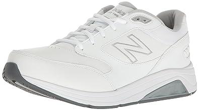 New Balance Men's Mens 928v3 Walking Shoe Walking Shoe, WhiteWhite, 14 4E US
