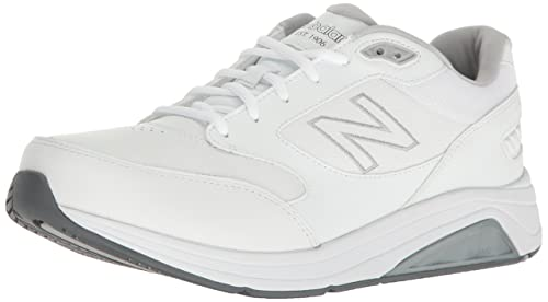 New Balance Men's 928v3 Walking Shoe, White, 10 6E US