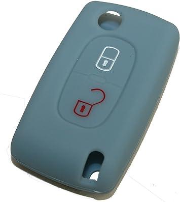 Autoschlüsselschutz Aus Silikon Grigio Scura Auto
