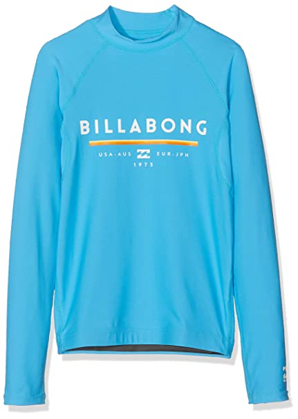 wholesale dealer e497b e79dd BILLABONG - Unity LS Boy, Maglia Bambino: Amazon.it ...