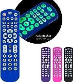 GE Backlit Universal Remote Control for Samsung, Vizio, LG, Sony, Sharp,