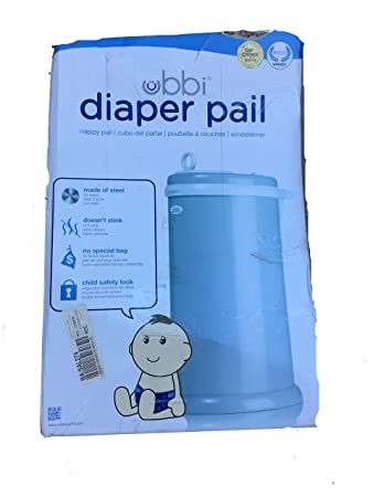 Diaper Pail Steel Can