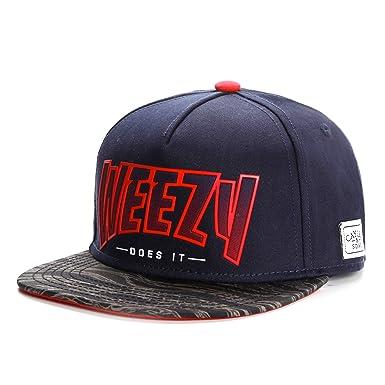 Cayler   Sons Weezy - Does It Snapback Cap  Amazon.co.uk  Clothing 67919319699