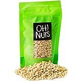 Oh! Nuts Pine Nuts (Pignolias)   1lb (16oz) Bag of Bulk Fresh Raw Pine Nuts for Baking, Snacking, Salads & Pesto   Keto…