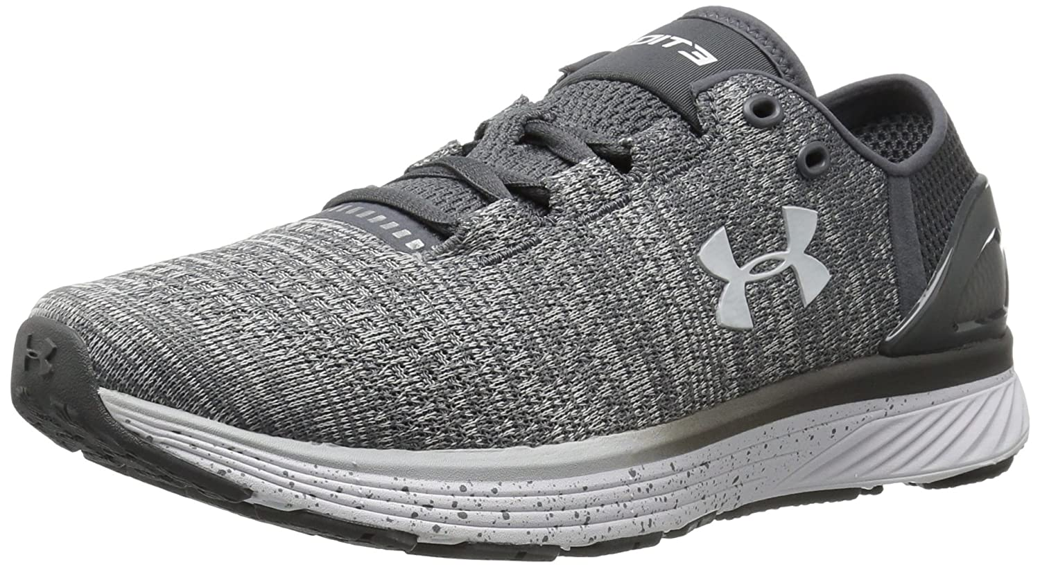 Under Armour Women's Charged Bandit 3 Running Shoe B072LP7HZB 7.5 M US|Glacier Gray (100)/Rhino Gray