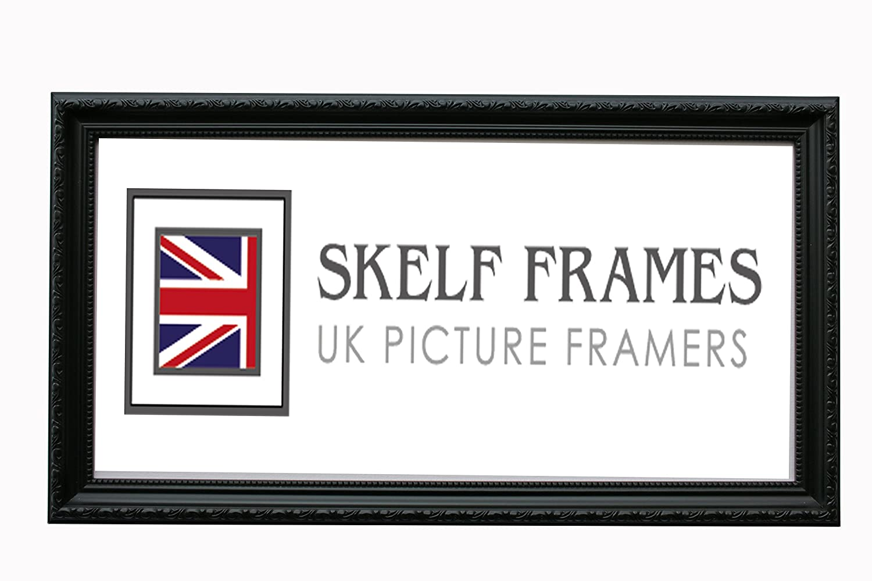 Amazon.de: Skelf Frames Panorama-Bilderrahmen mit Glas, 16 x 20 cm ...