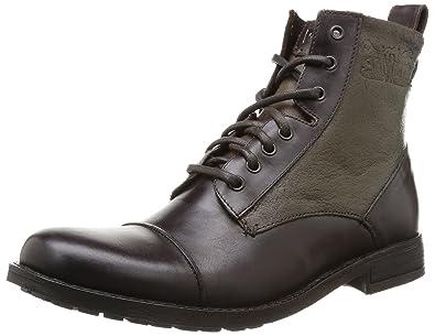 edf3b40b55ce1 Levi s Maine, Desert boots homme, Marron (27 Medium Brown), 45 EU
