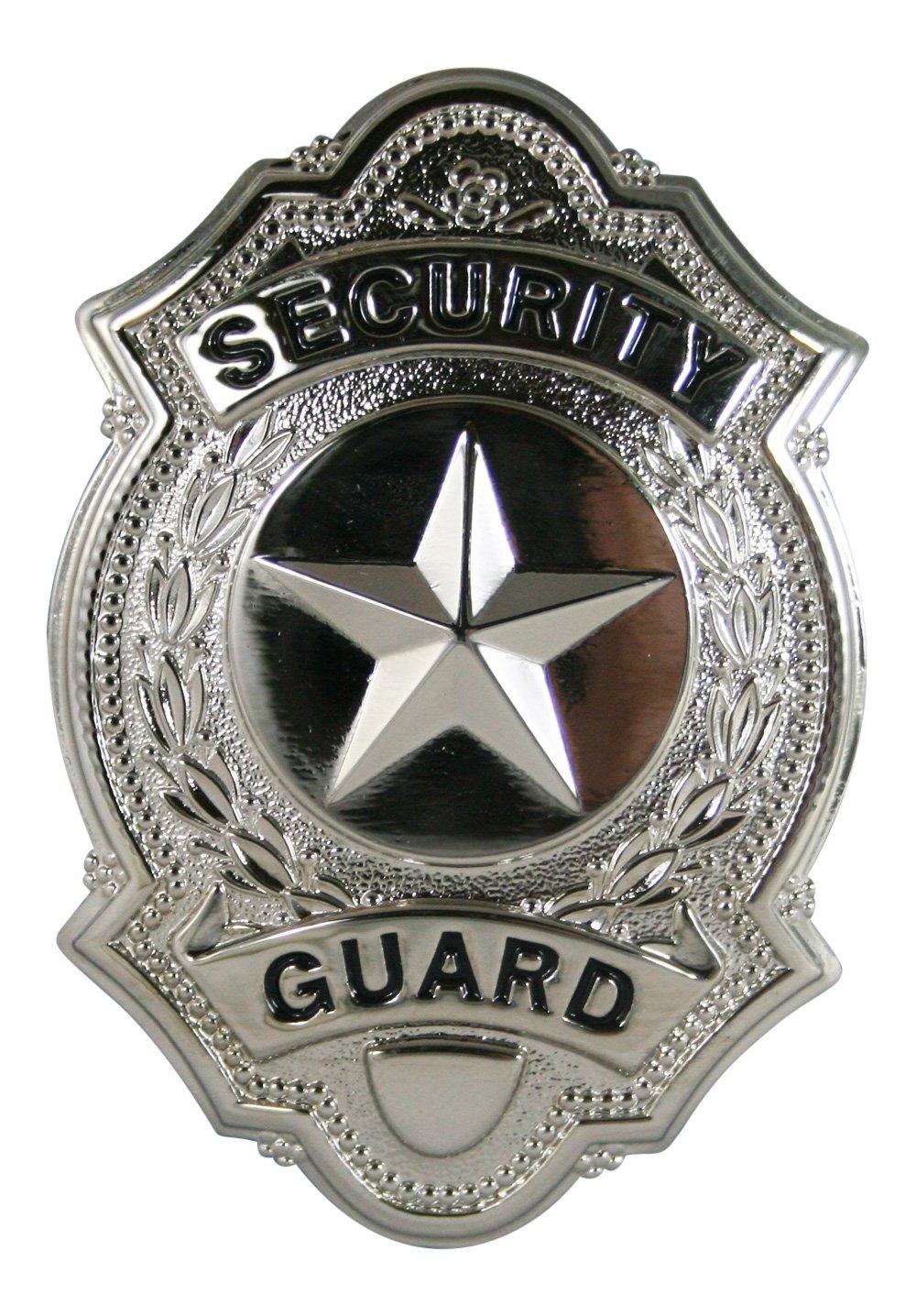 Security Guard Officer Star Center Uniform Shirt Jacket