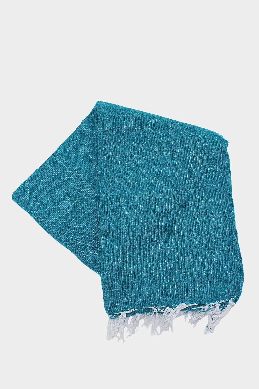 Amazon.com: #9 Premium Blanket Yoga Roll Throw Hand Made ...