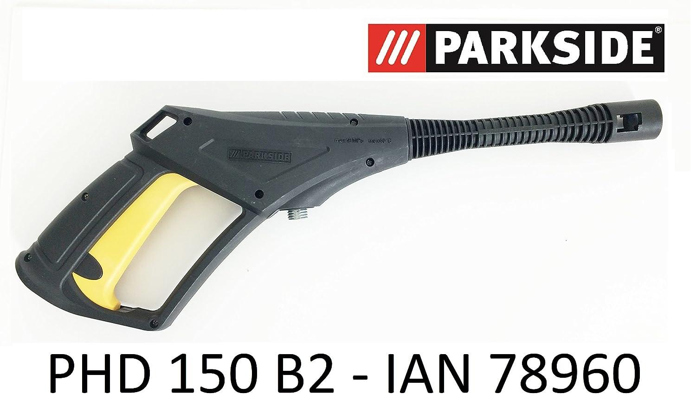 Parkside Nettoyeur haute pression Pistolet PHD 150B2–Lidl 78960Ian avec filetage et Trigger avec sécurité enfant jusqu'à 150bar