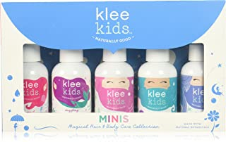 product image for Luna Star Naturals Klee Kids 5 Piece Mini Hair and Body Care Set