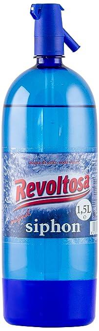 6 opinioni per Revoltosa Sifone- 3 pezzi da 1500 ml [4500 ml]