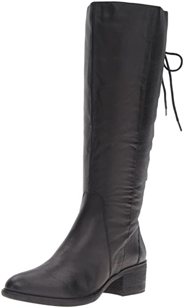 2dc78b6c9 Amazon.com | Steve Madden Women's Laceupp Western Boot | Knee-High