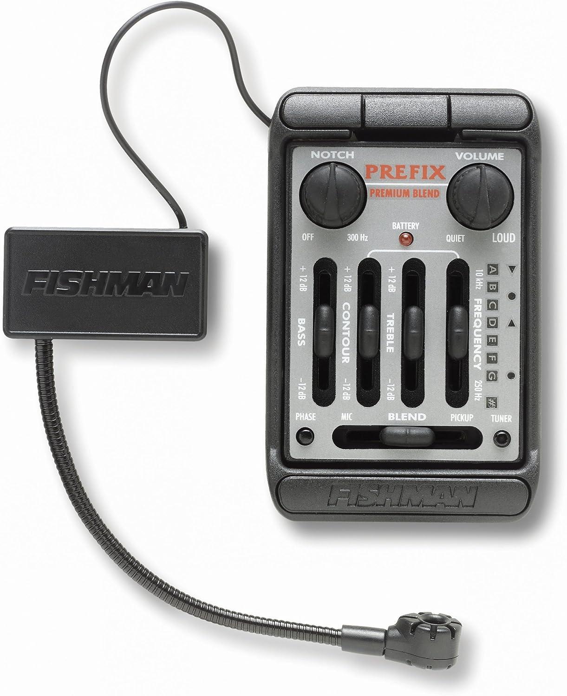 Fishman Pro Mat Ap7 - Pastilla para guitarra acústica: Amazon.es ...