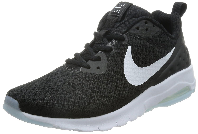Nike Hommes Air Max Motion Low Cross Trainer Noir/Blanc Satisfaisant 82N795