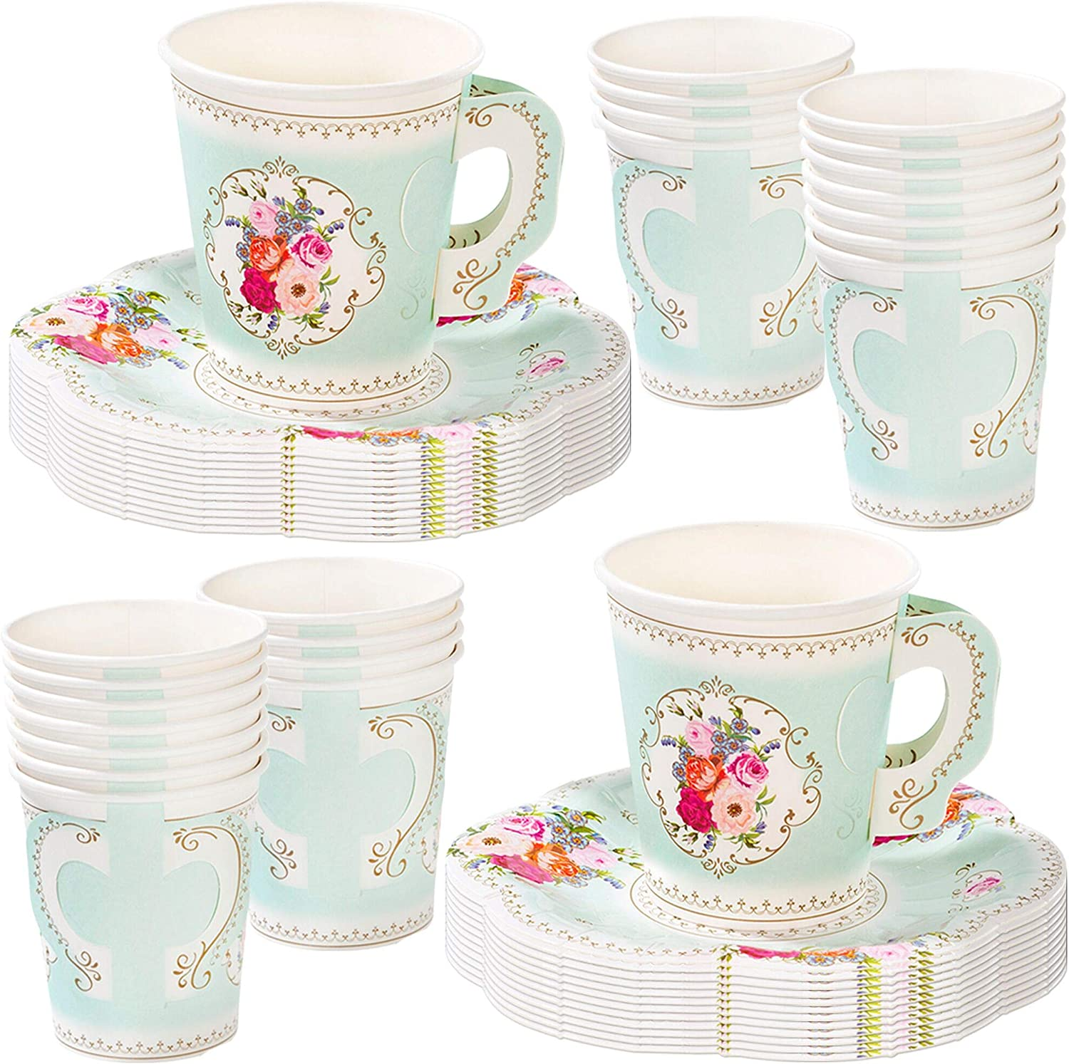 Design Your Own Party Decoration Paper Cups With Handles