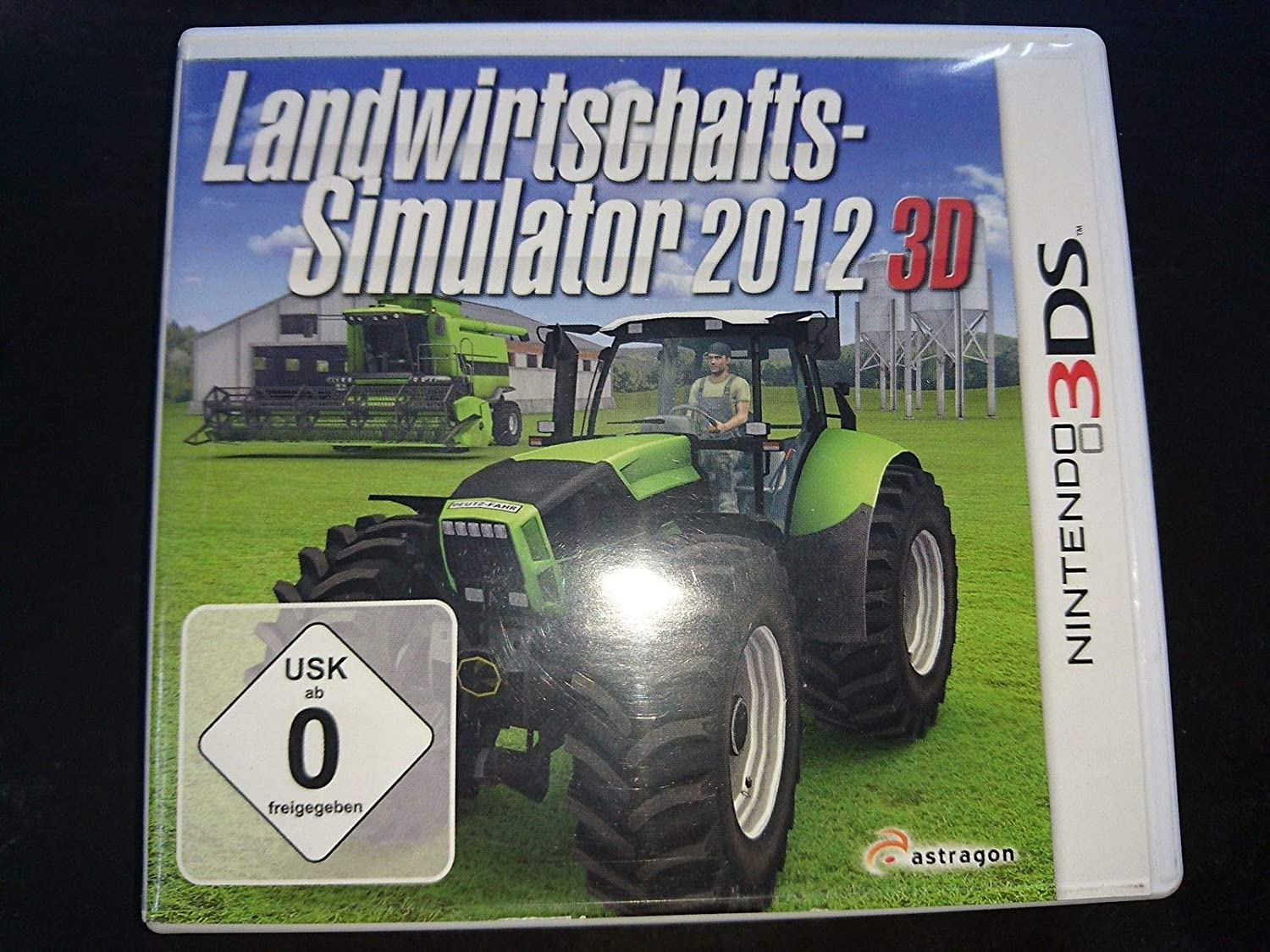 Farming Simulator 2012 (Nintendo 3DS) by Excalibur Video games ...