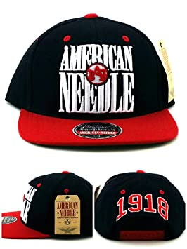 American Needle 1942 Gorra con Logo de la Marca New Signature ...