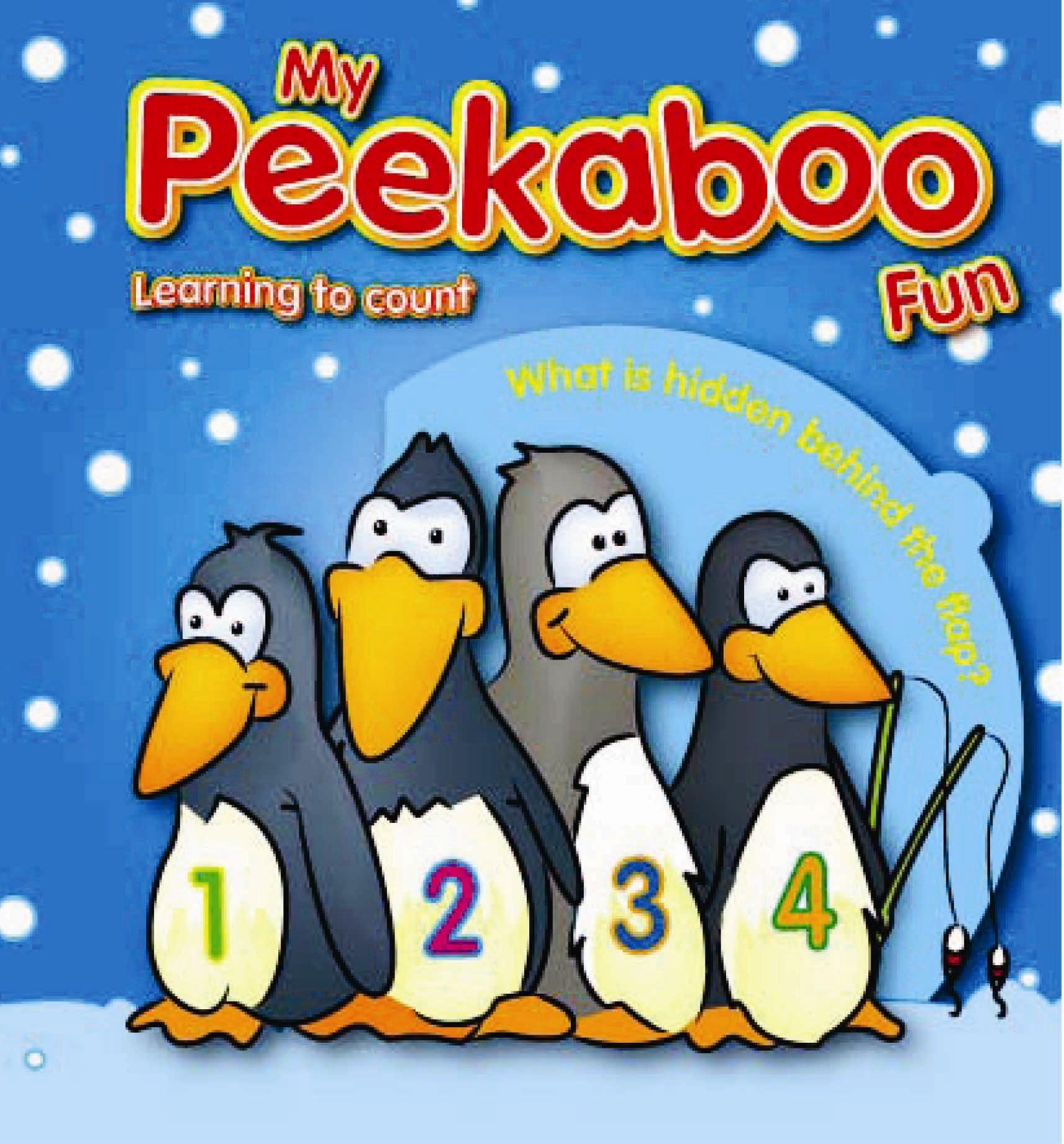 Download My Peekaboo Fun - Learning to Count (Maxi Peekaboo) pdf epub