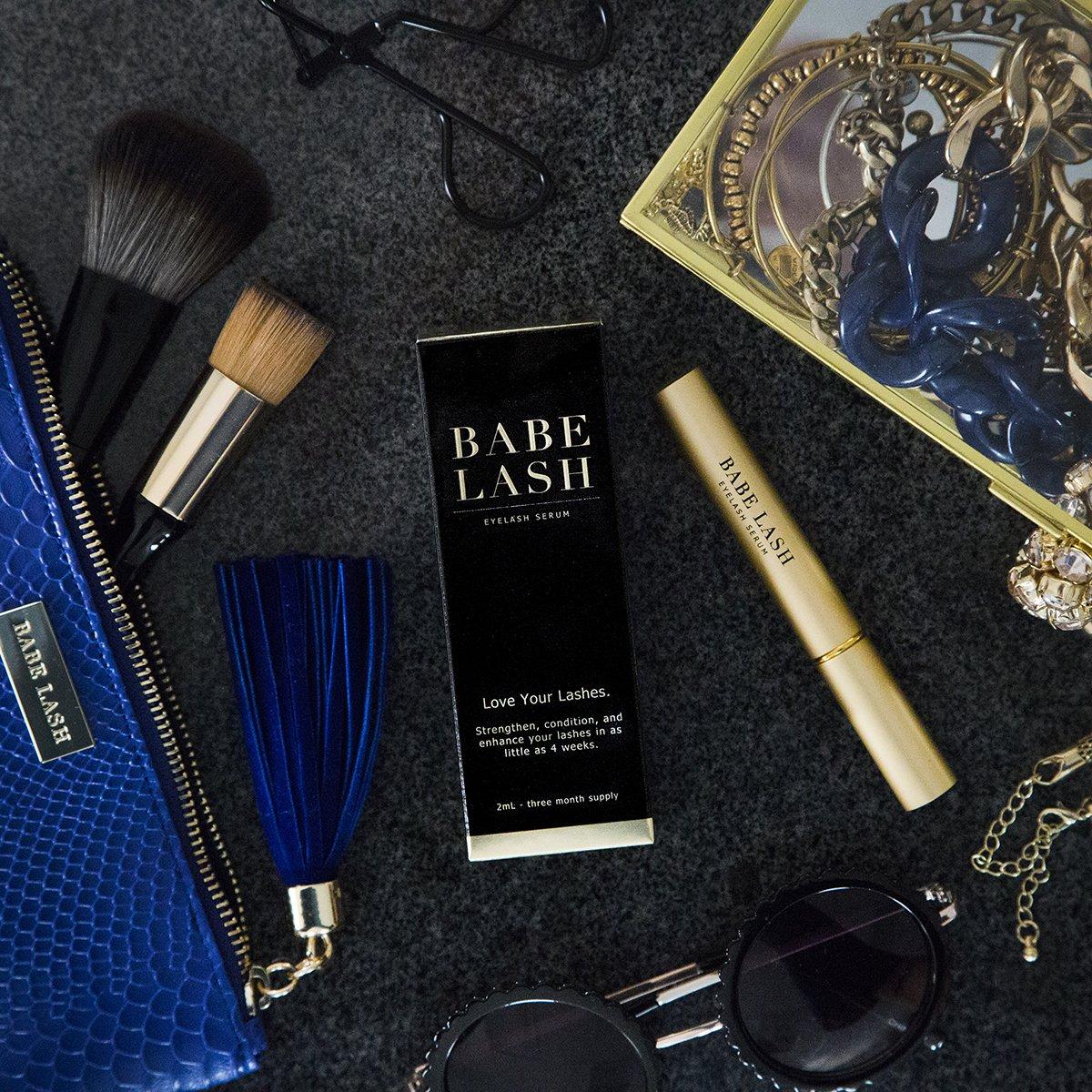 Babe Lash Eyelash Serum 4 Ml Amazon Beauty