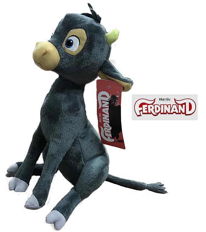 Peluche de la película Ferdinand - Joven Ferdinand 30 cm - 760016369-1: Amazon.es: Juguetes y juegos