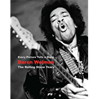 Baron Wolman: The Rolling Stone Years book cover