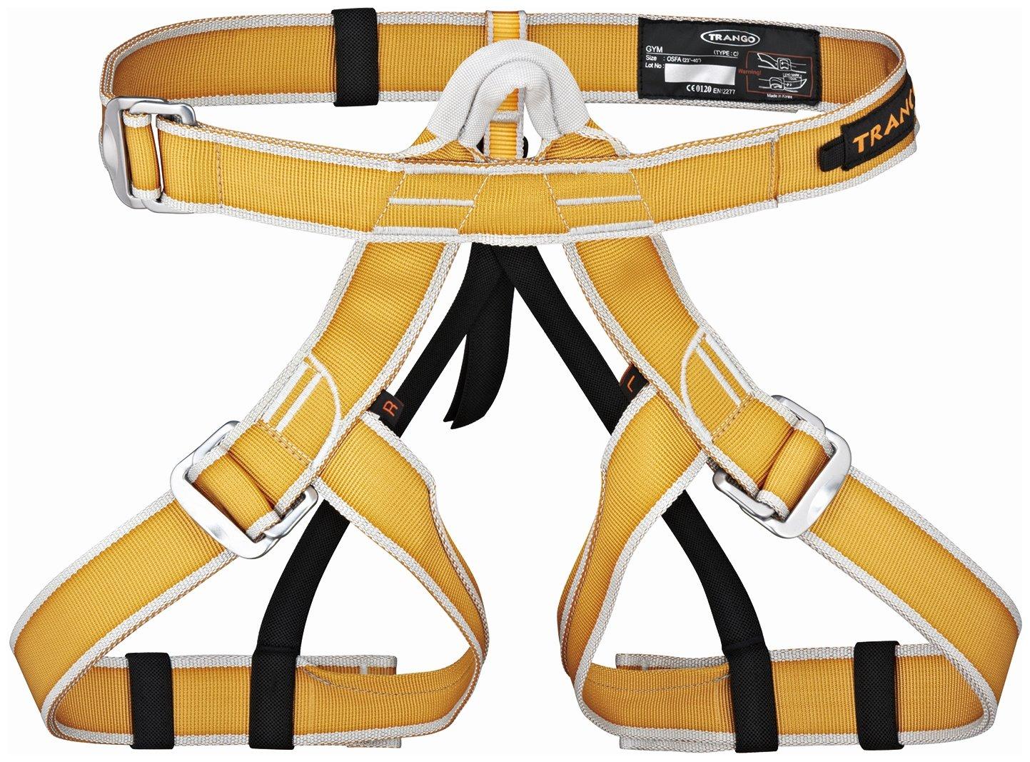 TRANGO Speed Adjust Gym Harness