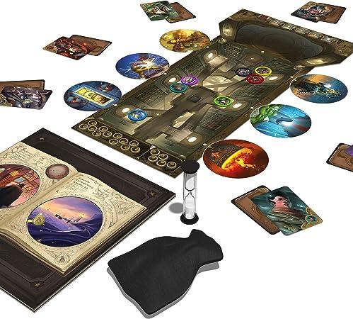 Obscurio Board Game: Amazon.es: Juguetes y juegos