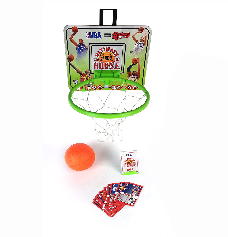 amazon com backyard sports ultimate game of horse basketball set